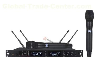 High quality digital wireless microphone
