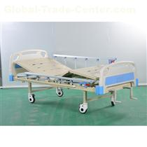 Two Manual crank hospital bed
