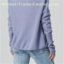 Cashmere Boatneck Sweater Black