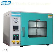 Laboratory Vegetables Fruits Vacuum Tray Drying Oven Machine