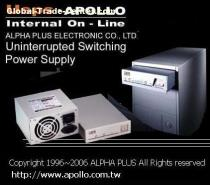 USPS-ATX Power Supply with Battery Backup